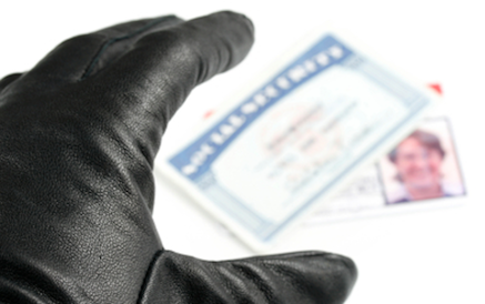 glove stealing social security card